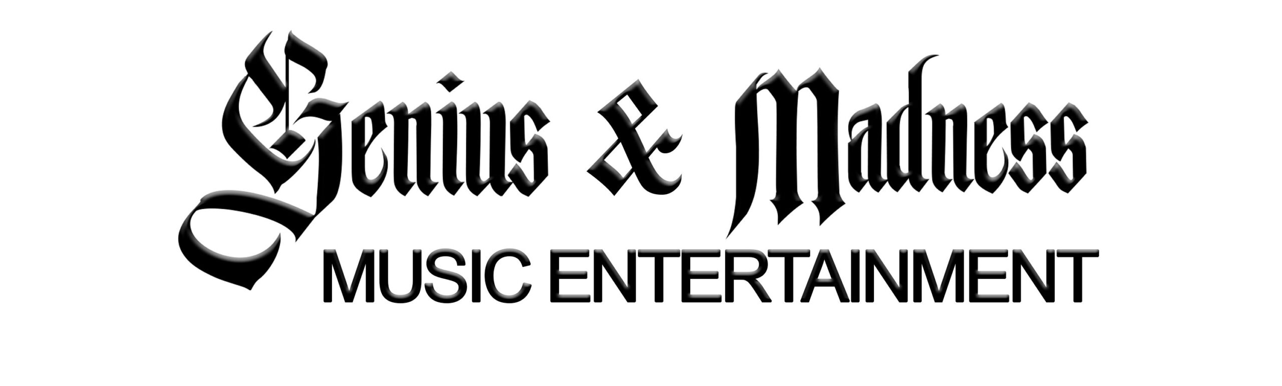 GeniusandMadness – Music Label & Studio